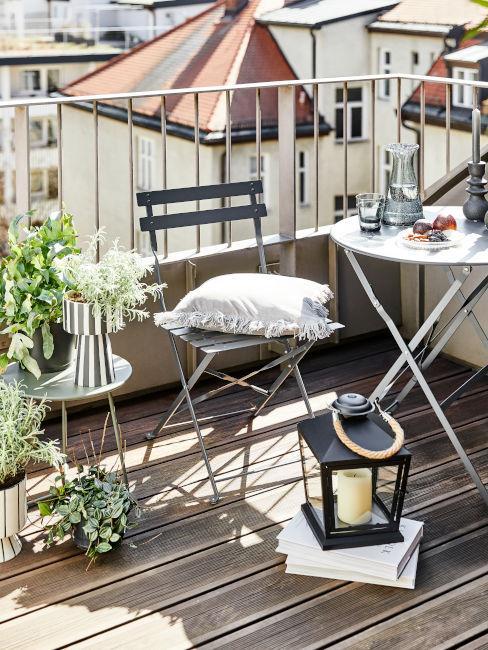 Balcone stile provenzale