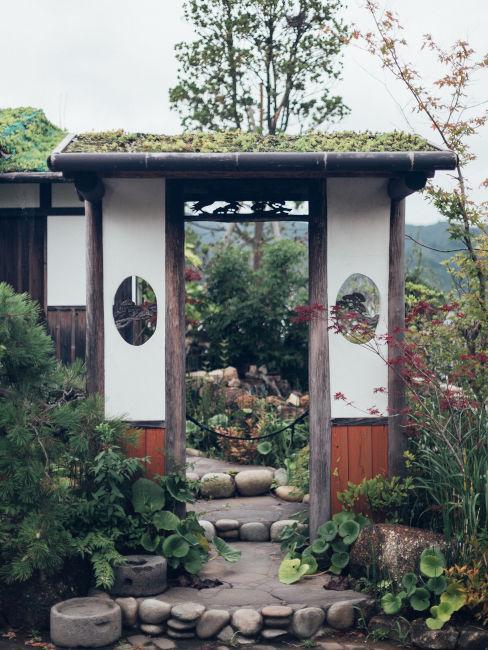 Feng Shui giardino