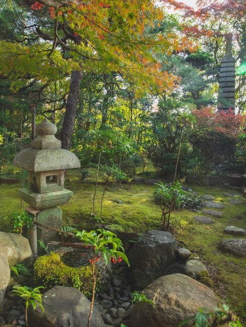 Feng Shui in giardino