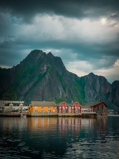 norvegia montagne