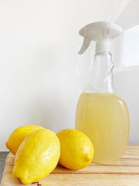 Limone e aceto di mele