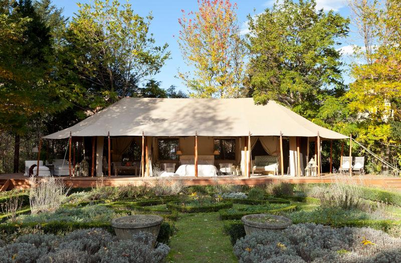 Safari Luxus Lodge