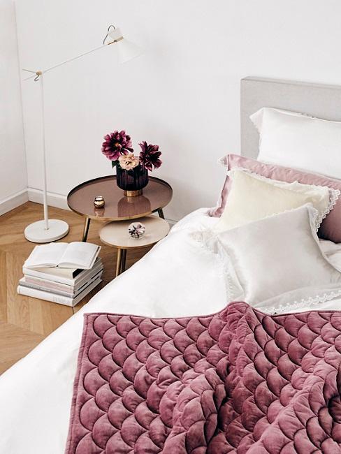 rosa camera letto