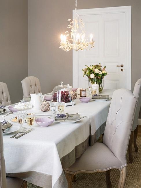 Sala da pranzo stile provenzale