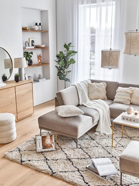 Come abbinare il colore bianco in casa