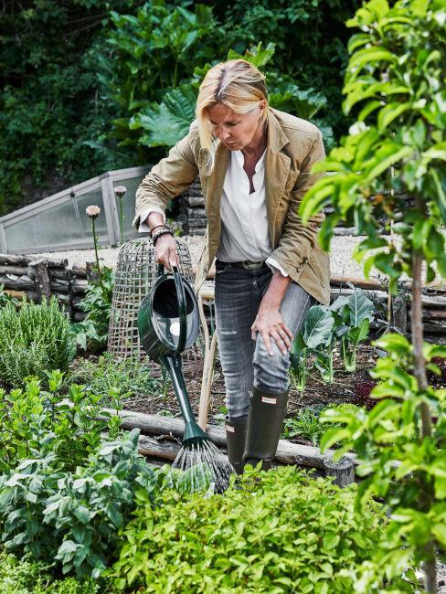 Irrigazione manuale
