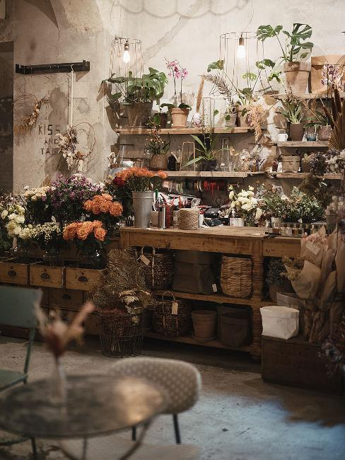 Flower shop La Ménagère Firenze