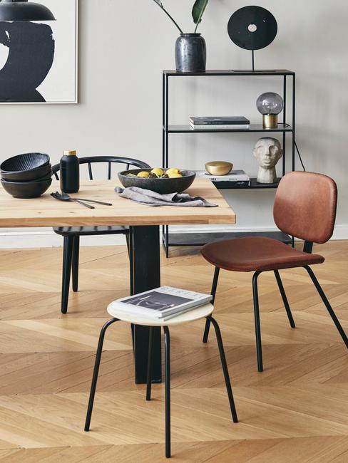 Esempio tavolo per open space