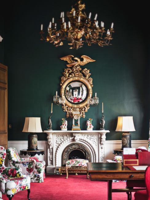 salotto barocco