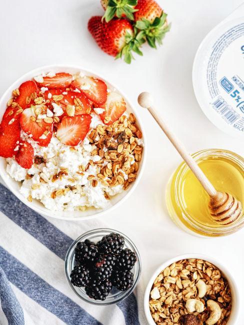 come fare il porridge dolce