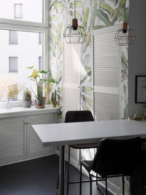 Sala da pranzo piccola