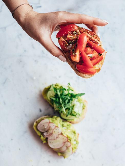 snack salutari salati