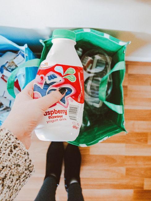 riciclo creativo plastica