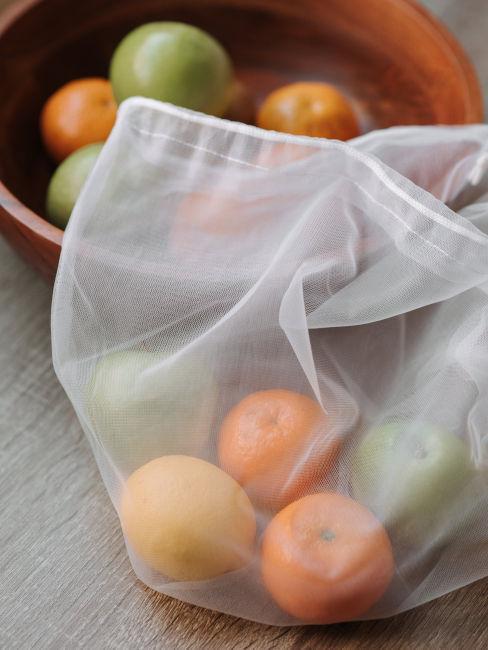 idee per sostituire i sacchetti frutta monouso