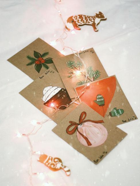 cards natalizie fai da te