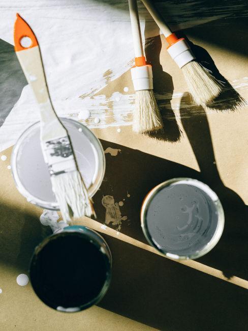 pittura restauro mobili vecchi