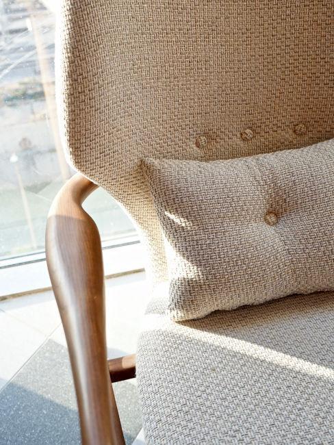 tessuto per sedia
