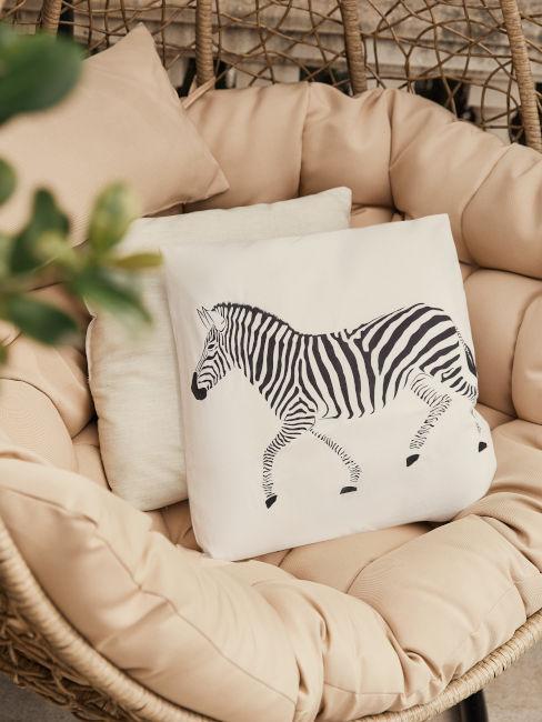 cuscino decorativo animali