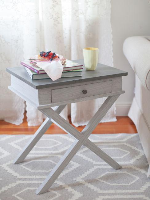 Tavolino pieghevole per il soggiorno