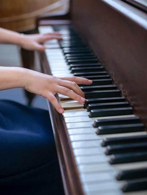 suonare strumenti in casa