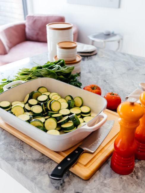 involtni di zucchine