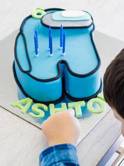 torta di compleanno bambini personalizzata