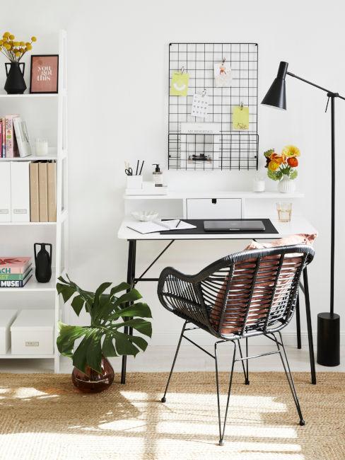 scrivania fai da te