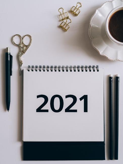 Calendario da stampare 2021