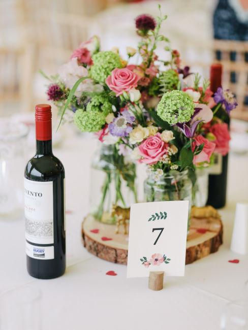 scelta del vino adatto per le pietanze
