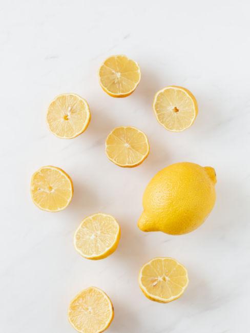 limone tagliato
