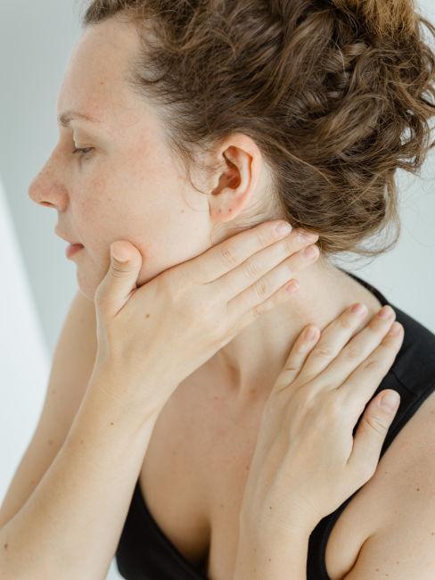 Esercizi per il collo