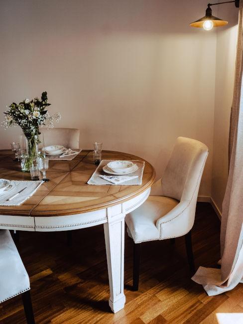 Sala da pranzo classica