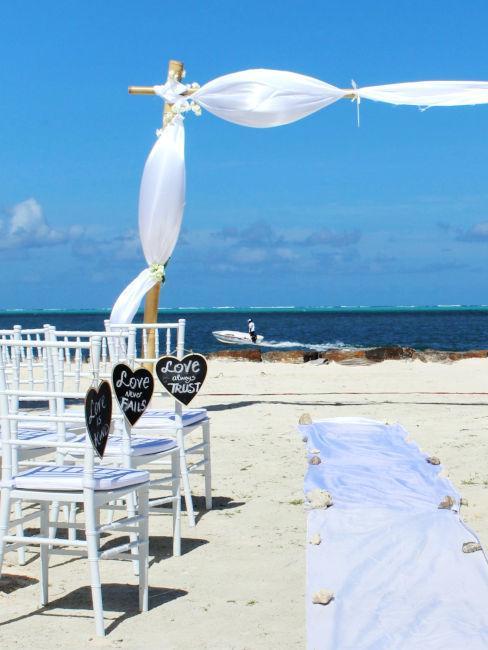 matrimonio sulla spiaggia location