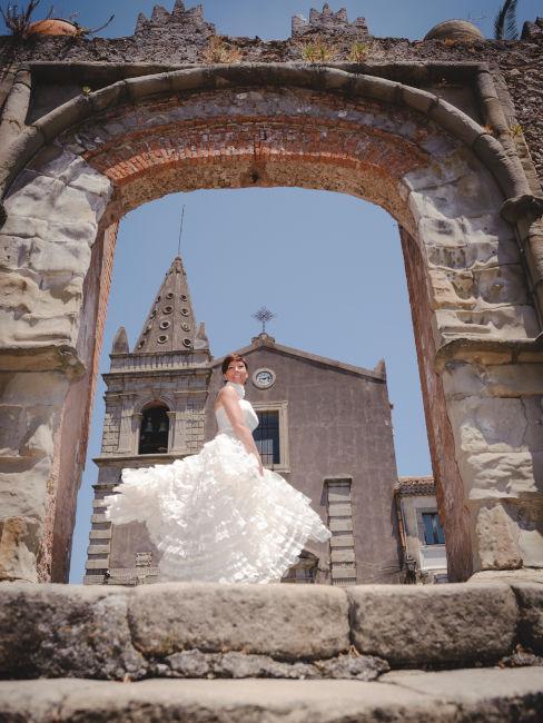 Matrimonio stile siciliano