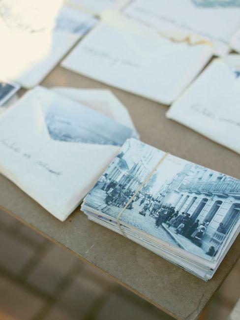 cartoline con foto d'epoca