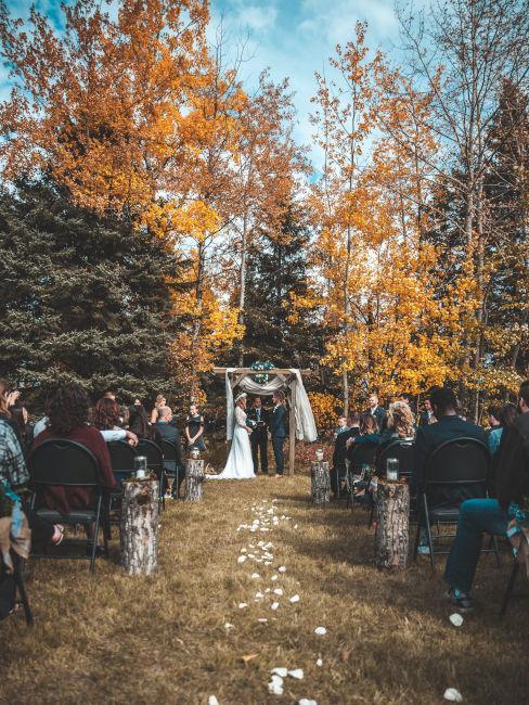 matrimonio in montanga