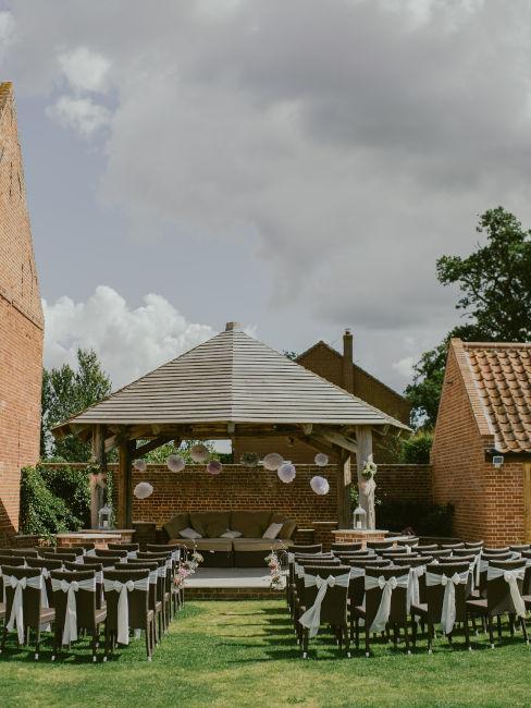 location cerimonia in campagna