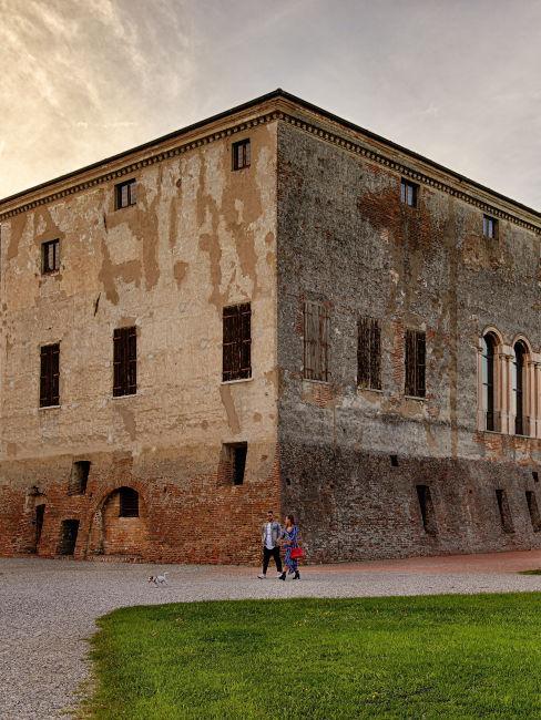 palazzo vecchio di Mantova