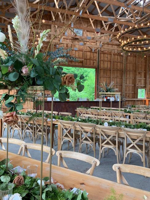 location coperta per matrimoni