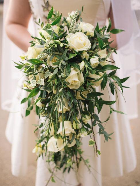 bouquet fiori per sposa