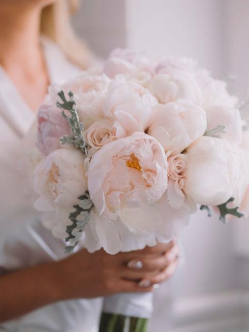 bouquet nozze bianco