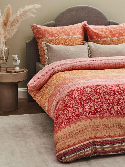 camera da letto in stile indiano