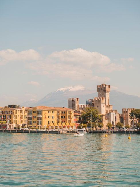 Castello di Sirmione al lago di Garda