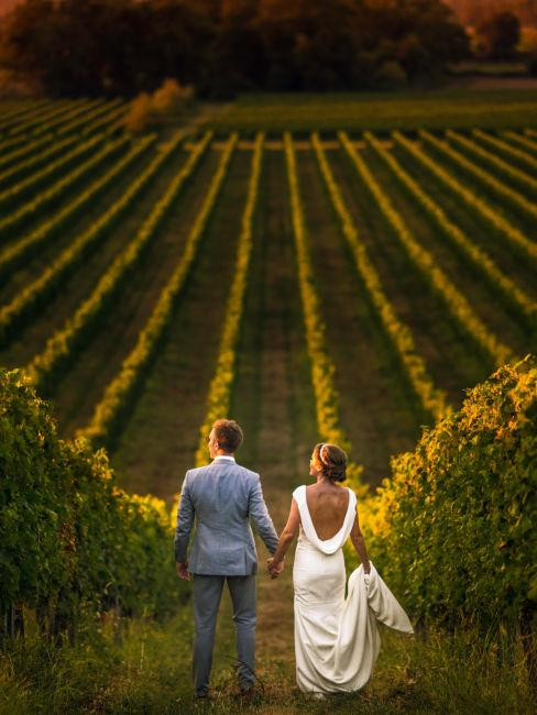 matrimonio in vigna