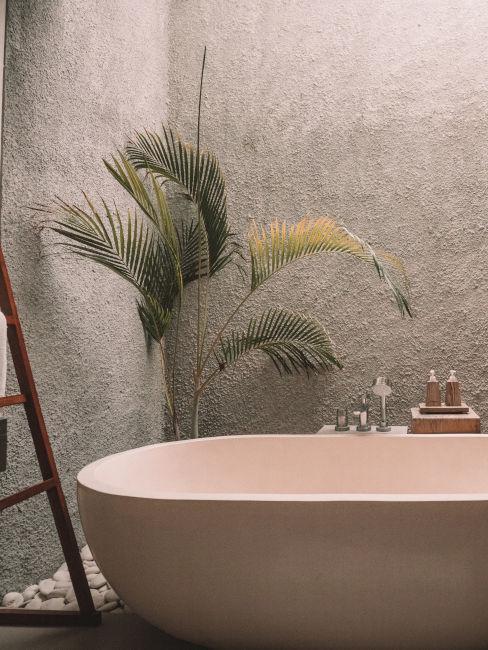 vasca da bagno zona spa