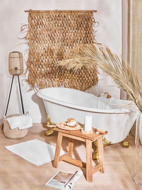 bagno in legno