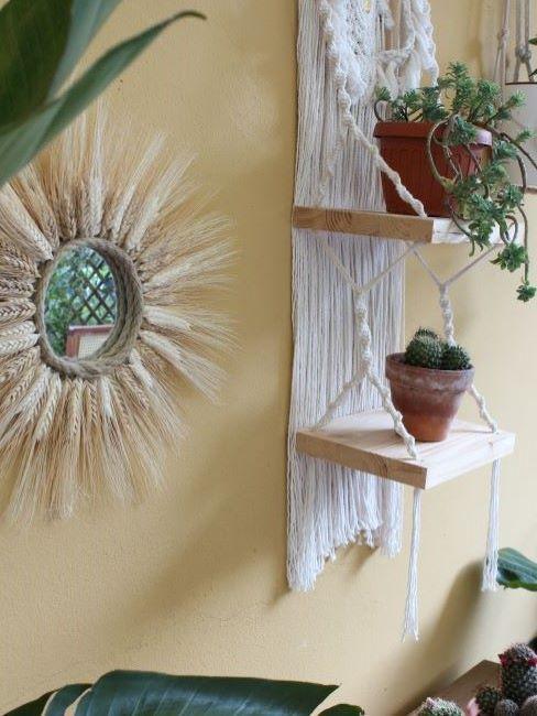 piante in terrazzo boho