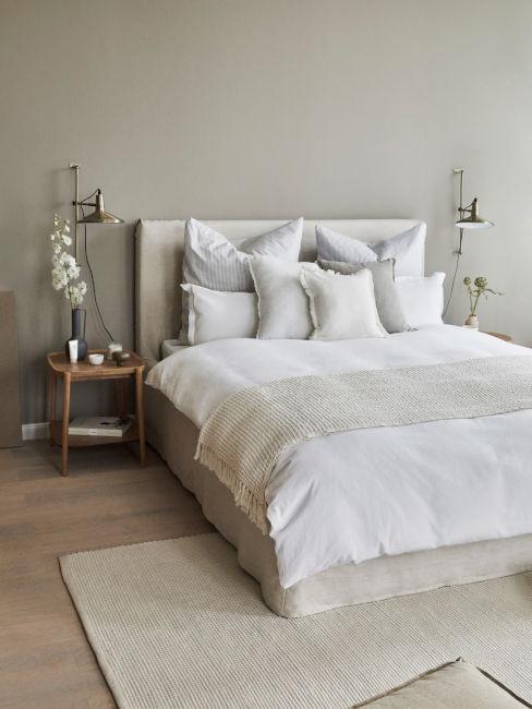 camera da letto minimal