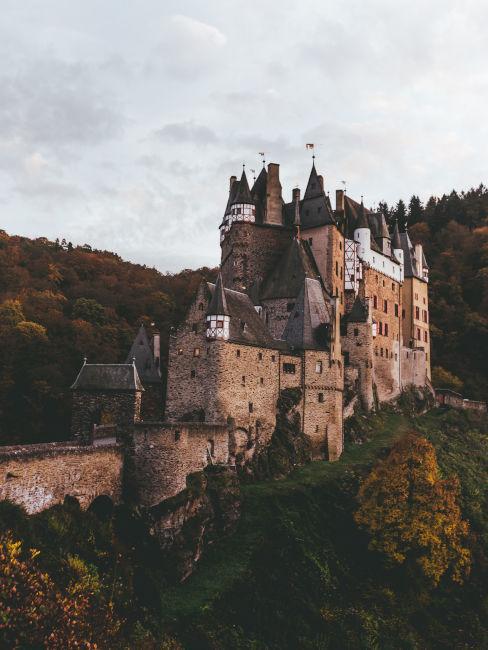 castello in transilvania