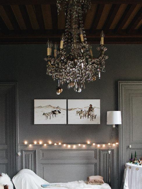 decorazioni barocche camera da letto